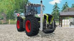 Claas Xerion 3800 Trac VƇ для Farming Simulator 2015
