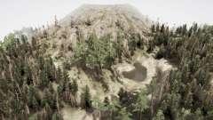 Долина вулкана для MudRunner