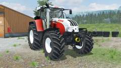 Steyr 6195 CVƬ для Farming Simulator 2013
