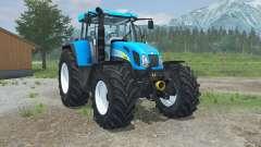 New Hꝍlland T7550 для Farming Simulator 2013