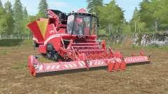 Grimme Maxtron 620 arbeitsbreite 9 meter для Farming Simulator 2017