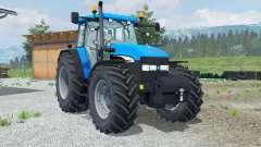 New Holland TM 1୨0 для Farming Simulator 2013