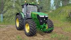 John Deere 7280R & 7310R для Farming Simulator 2017