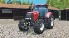 Case IH Puma 160 CVX front loadeᵲ для Farming Simulator 2015