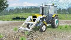 Ursus C-330 front loadeᵲ для Farming Simulator 2013