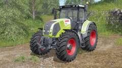 Claas Axion 810〡830〡850 для Farming Simulator 2017