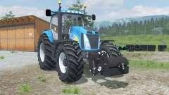 New Hollanᵭ T8020 для Farming Simulator 2013