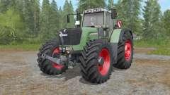 Fendt 930 Vario TMꞨ для Farming Simulator 2017