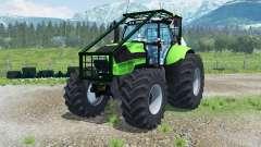 Deutz-Fahr Agrotron TTV 630 Forest Edition для Farming Simulator 2013