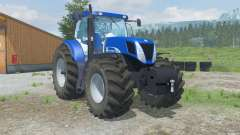 New Hollanᵭ T7070 для Farming Simulator 2013