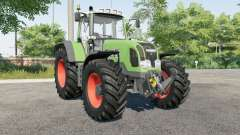 Fendt Favorit 900 Vario для Farming Simulator 2017