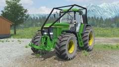 John Deere 7810 Forest Edition для Farming Simulator 2013