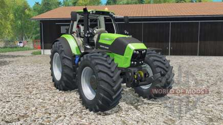 Deutz-Fahr 7Ձ50 TTV Agrotron для Farming Simulator 2015