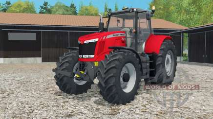 Massey Fergusꝍn 7622 для Farming Simulator 2015