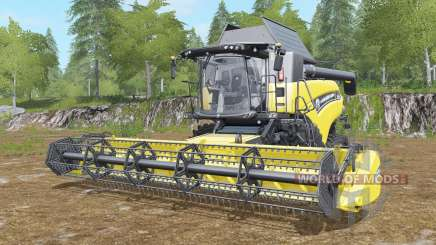 New Holland CR-series для Farming Simulator 2017