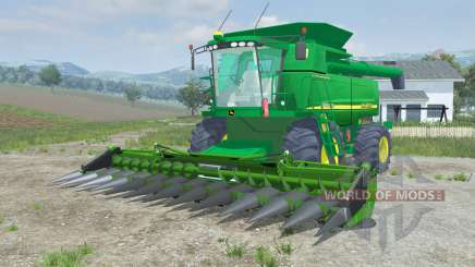 Jꝍhn Deere 9750 STS для Farming Simulator 2013