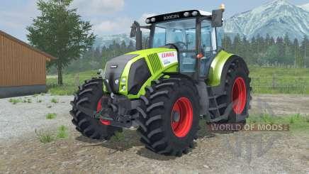 Claas Axiꝍn 820 для Farming Simulator 2013