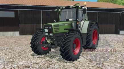 Fendt Favorit 515C Turbomatiƙ для Farming Simulator 2015