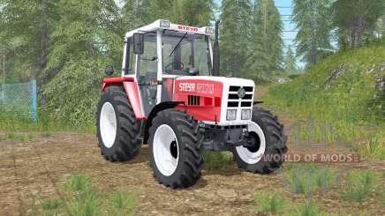 Steyr 8070A для Farming Simulator 2017