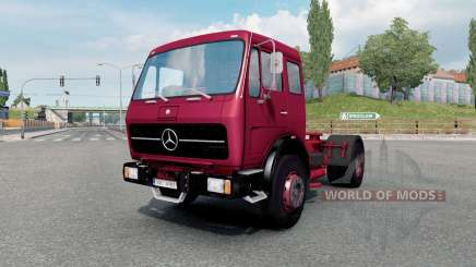 Mercedes-Benz NG 163೭ для Euro Truck Simulator 2