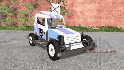 Ministock для BeamNG Drive