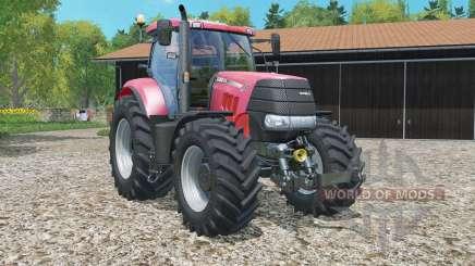 Case IH Puma 230 CVꞳ для Farming Simulator 2015