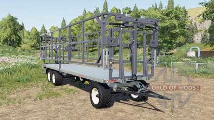 Fliegl DPW 210 BL для Farming Simulator 2017
