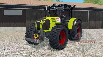 Claas Arioᵰ 650 для Farming Simulator 2015