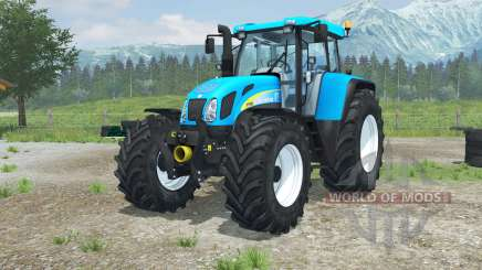 New Holland T7550 для Farming Simulator 2013