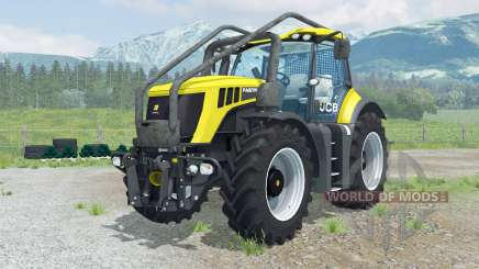 JCB Fastrac 8310 Forest Edition для Farming Simulator 2013