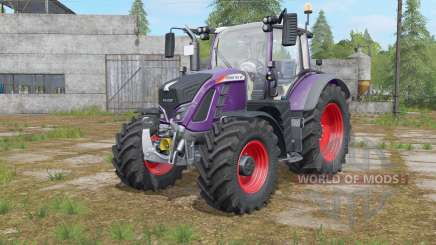 Fendt 500 Variꝍ для Farming Simulator 2017