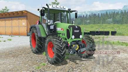 Fendt 412 Vario TMS FL console для Farming Simulator 2013