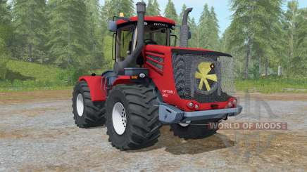 Кировец Ҟ-9450 для Farming Simulator 2017