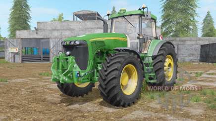 Jøhn Deere 8530 для Farming Simulator 2017