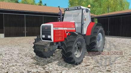 Massey Ferguson 81Ꝝ0 для Farming Simulator 2015