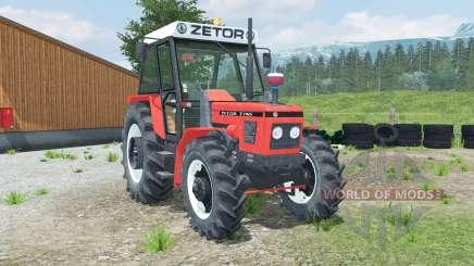 Zetor 7745 More Realistic для Farming Simulator 2013