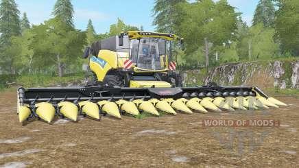 New Hollanᵭ CR10.90 для Farming Simulator 2017