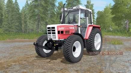 Steyr 8090A Turbø для Farming Simulator 2017