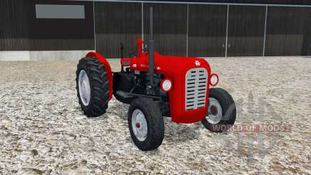 Massey Fergusoᵰ 35 для Farming Simulator 2015
