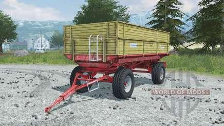 Krone Emsland new wheels для Farming Simulator 2013