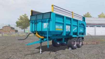 Rolland TurboClasᵴiƈ 20-30 для Farming Simulator 2013