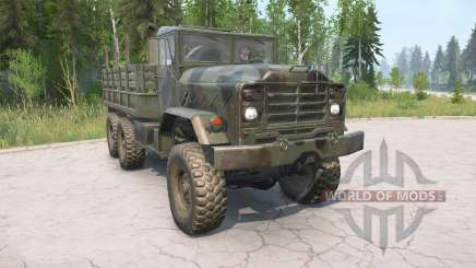 M923A2 для MudRunner