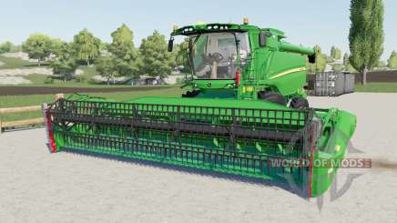 John Deere T560ᶖ для Farming Simulator 2017