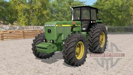 John Deerᶒ 4755 для Farming Simulator 2017