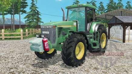 John Deerᶒ 8300 для Farming Simulator 2015