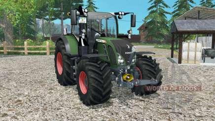 Fendt 718 Variꝍ для Farming Simulator 2015