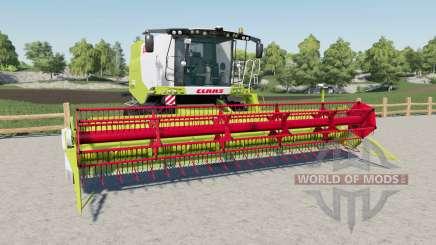 Claas Lexion 670 для Farming Simulator 2017