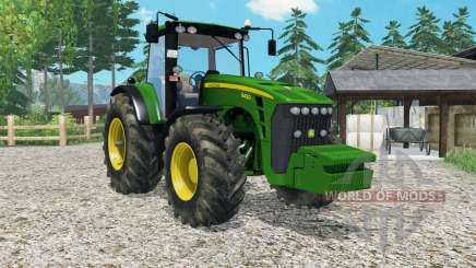 John Deerᶒ 8430 для Farming Simulator 2015