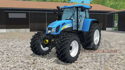 New Hollanᵭ T7550 для Farming Simulator 2015