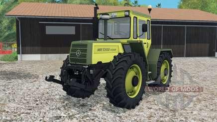 Mercedes-Benz Trac 1ⴝ00 для Farming Simulator 2015